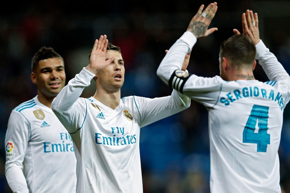 Real Madrid have struggled for form in La Liga this term