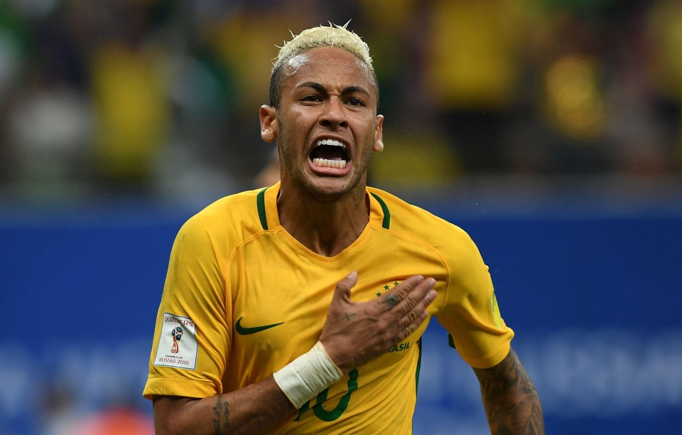 Neymar's fitness will be the main worry in Russia