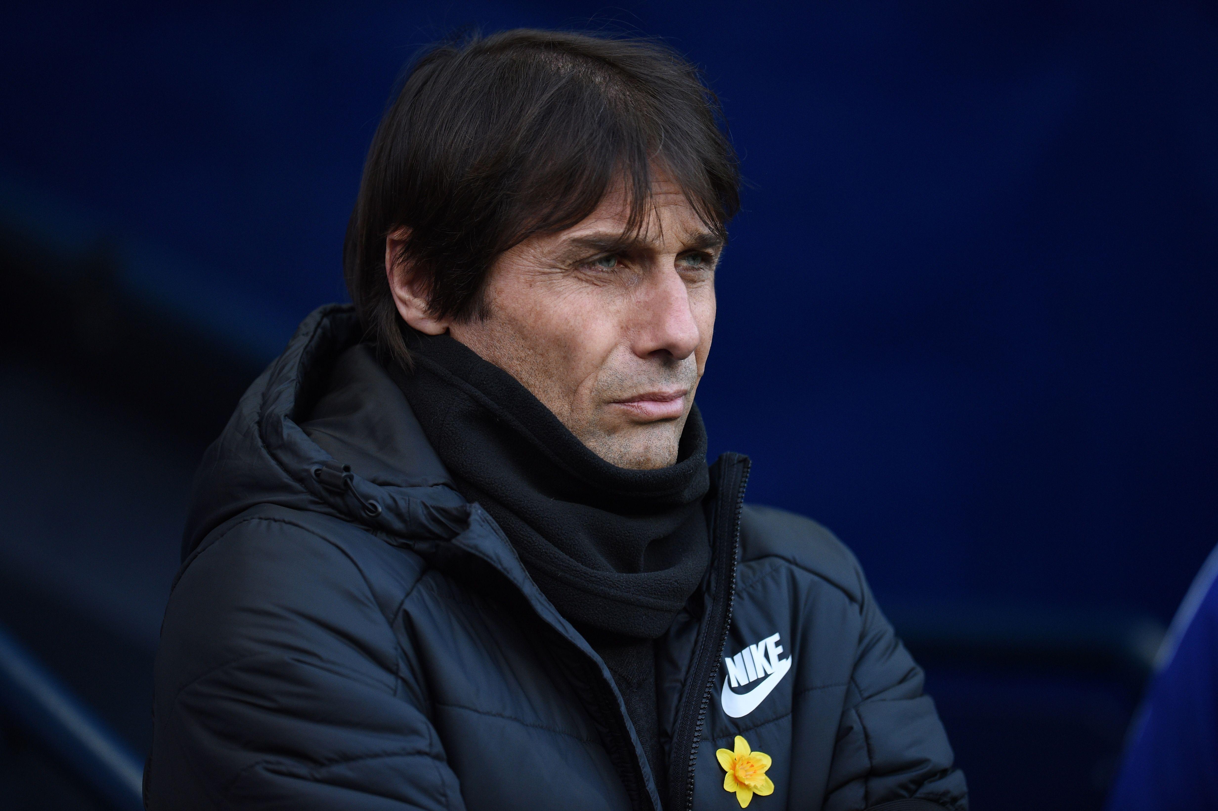 Conte's tactics are under the spotlight