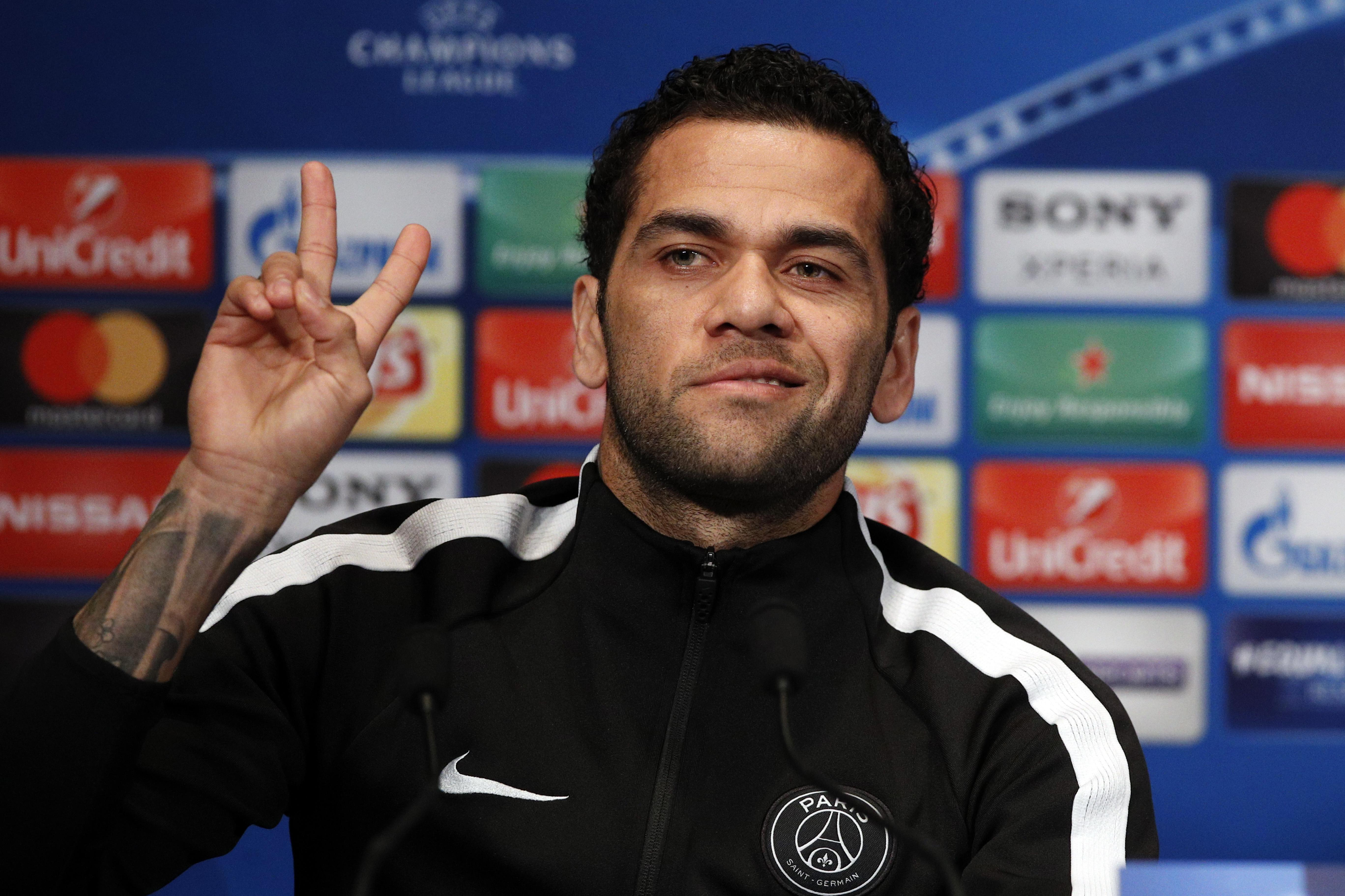 Alves believes PSG still have the quality to beat Madrid