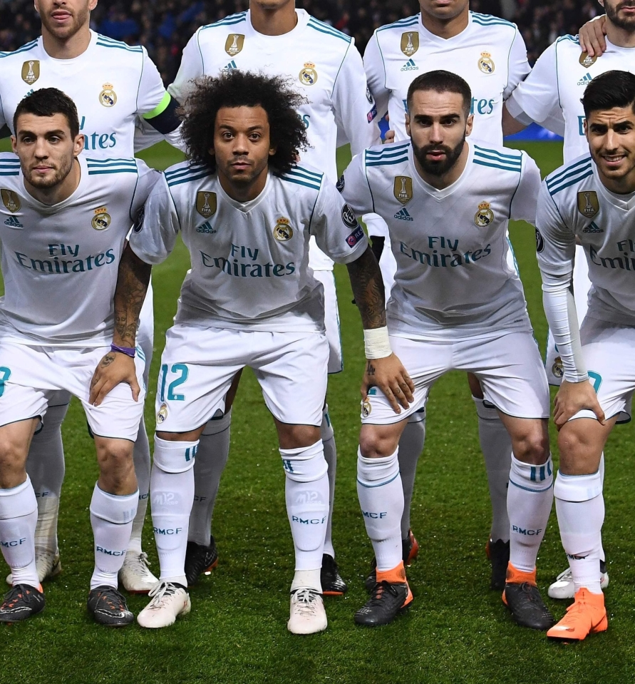 Real Madrid having one from each has worked out well in recent times