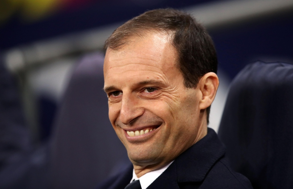 Max Allegri's tactical tinkering gave worked wonders at Wembley