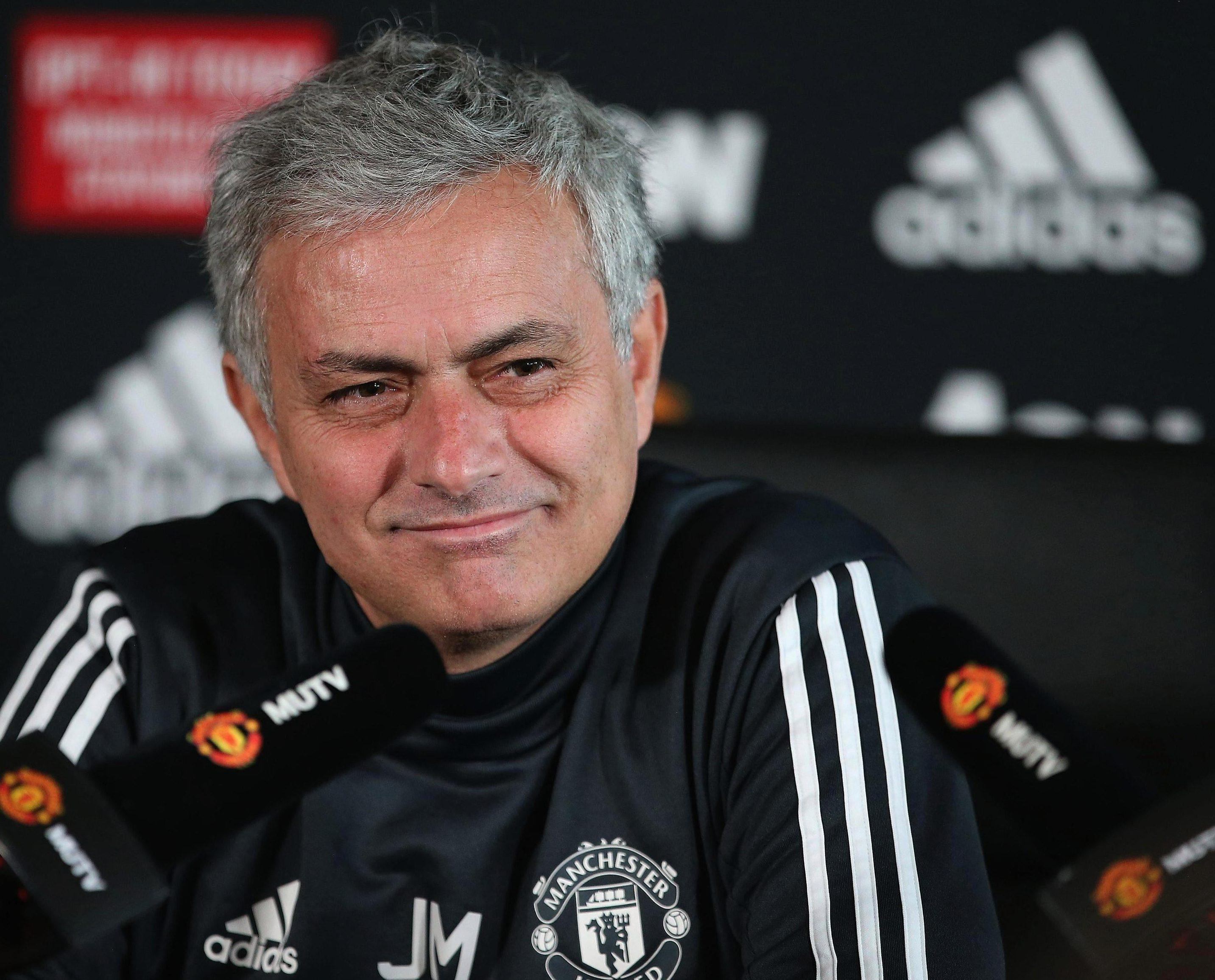 Mourinho could be in for a testing night