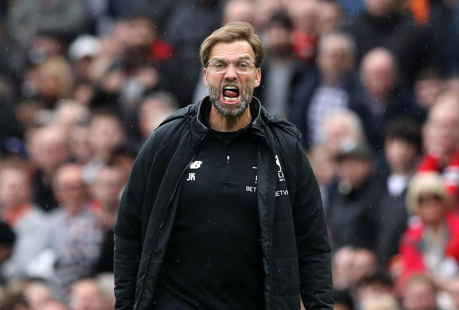 Very few players have the cajones to reject Klopp