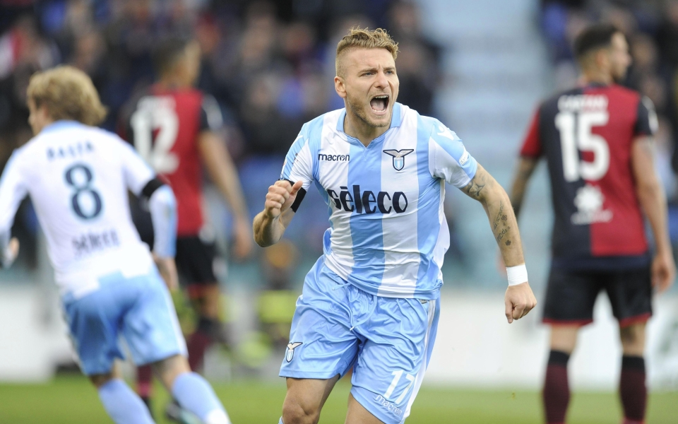 Immobile has been on fire this season