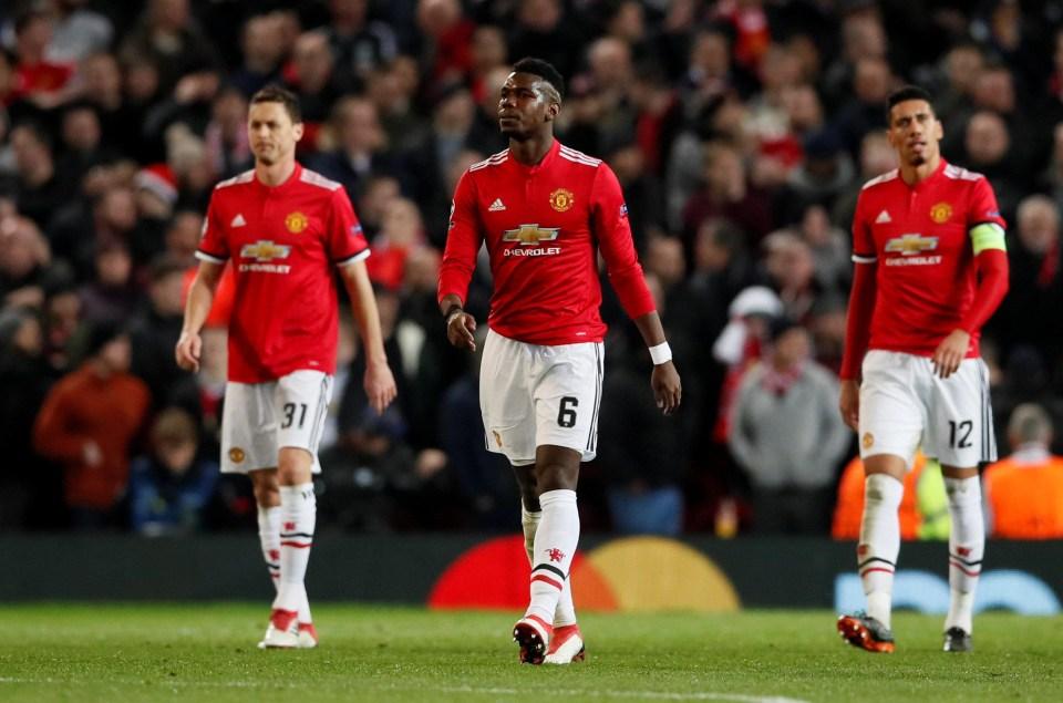 A dark night for United