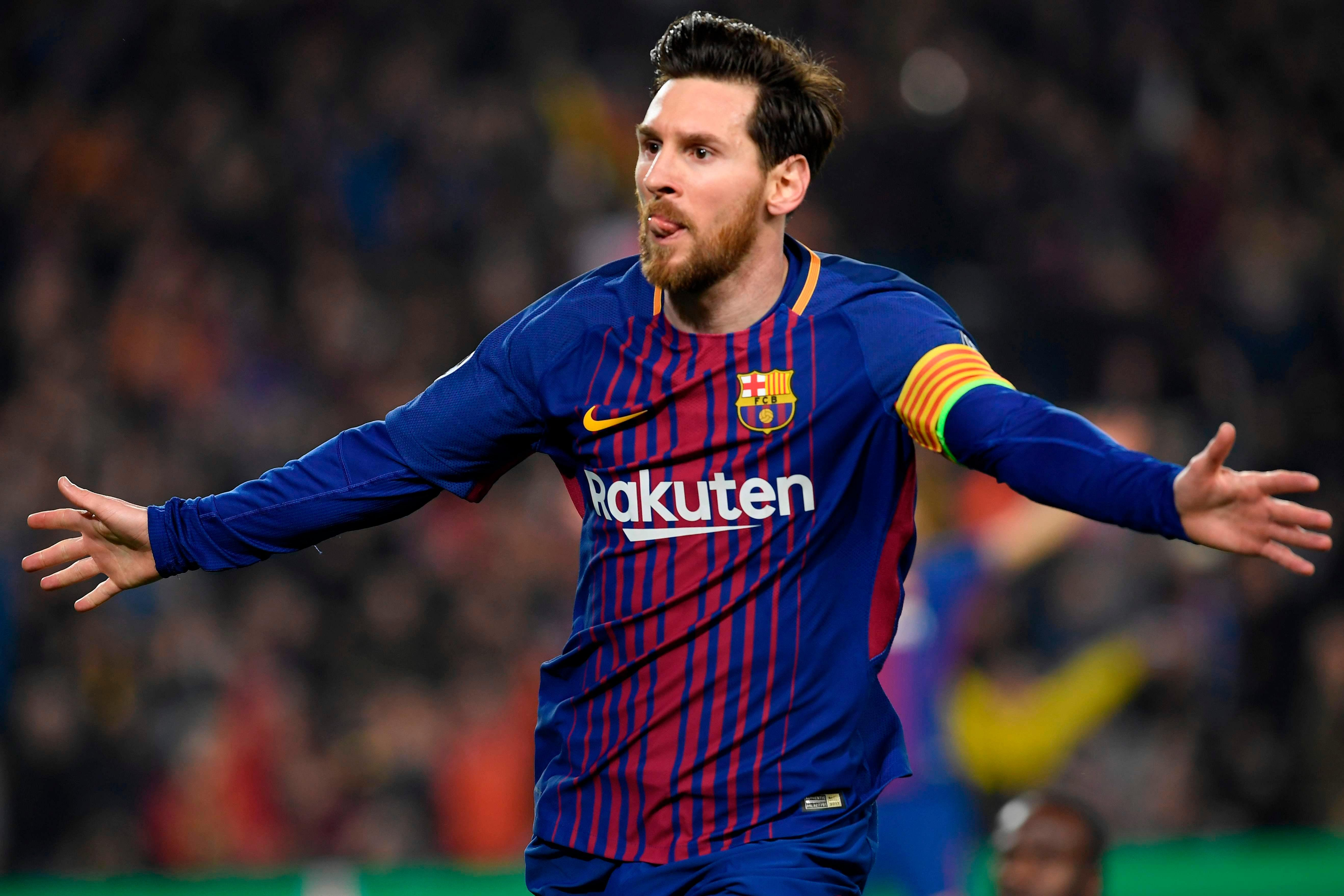 Lionel Messi has scored more goals since 2010 than Stoke