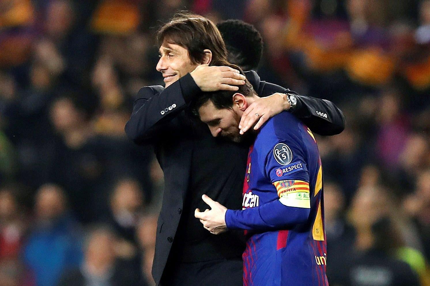 Even Conte loves the little genius