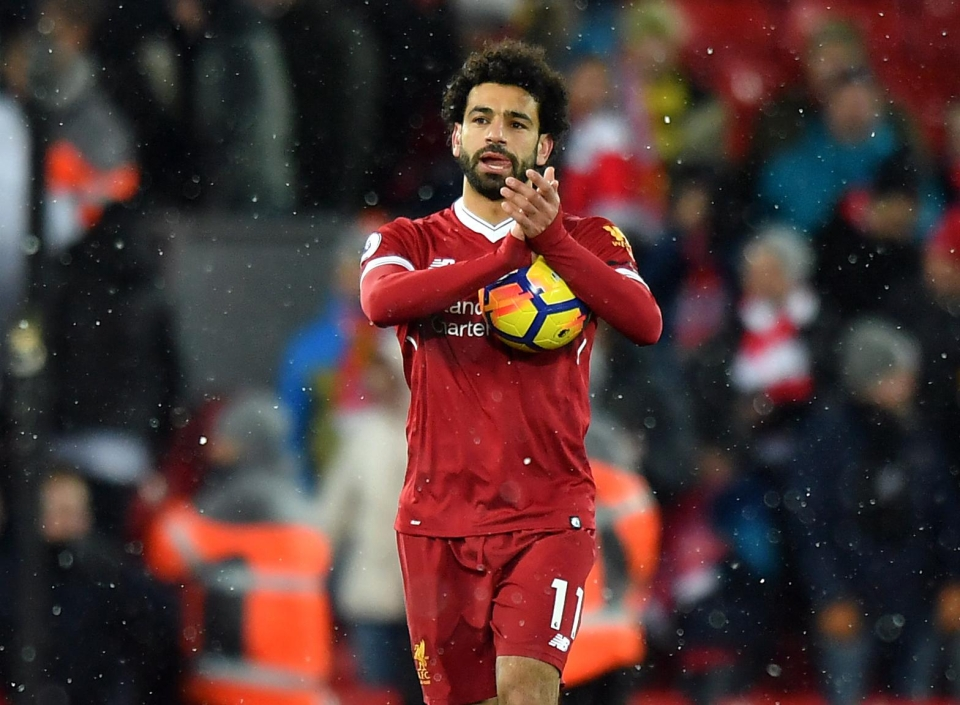 Salah is leaving proven Premier League goalscorers in the dust in the race for the Golden Boot