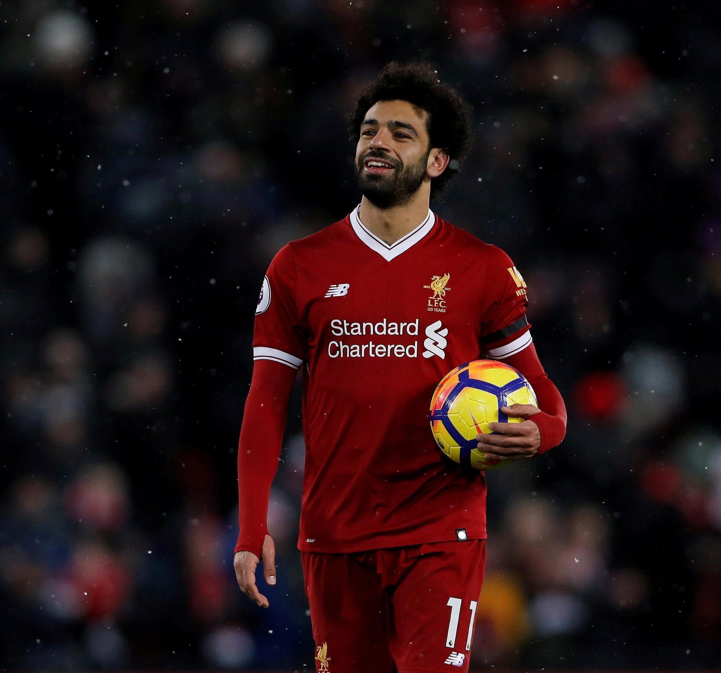 Mo Salah has run the show this season