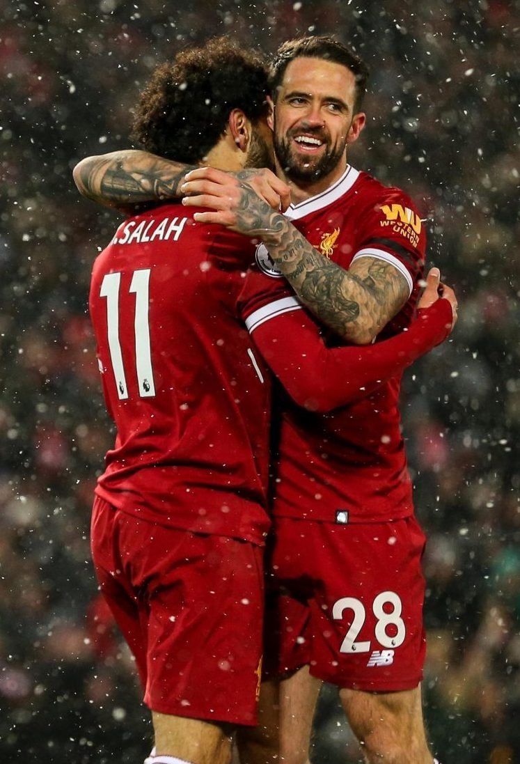 Danny Ings hoping Salah's magic dust rubs off on him