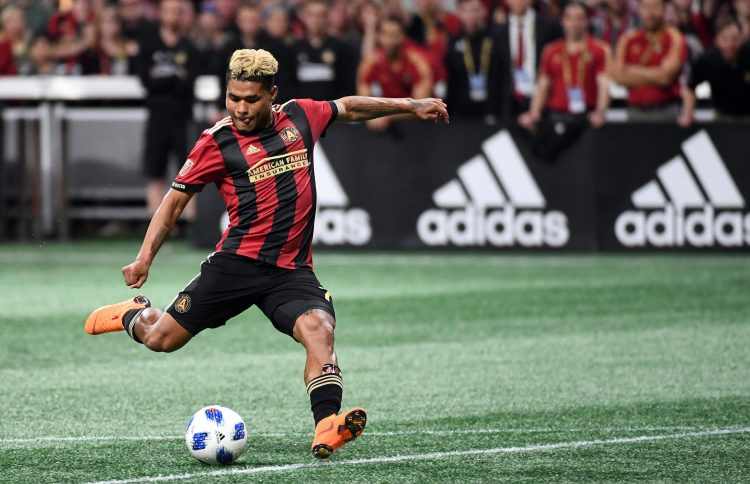 It's almost too easy for Josef Martinez
