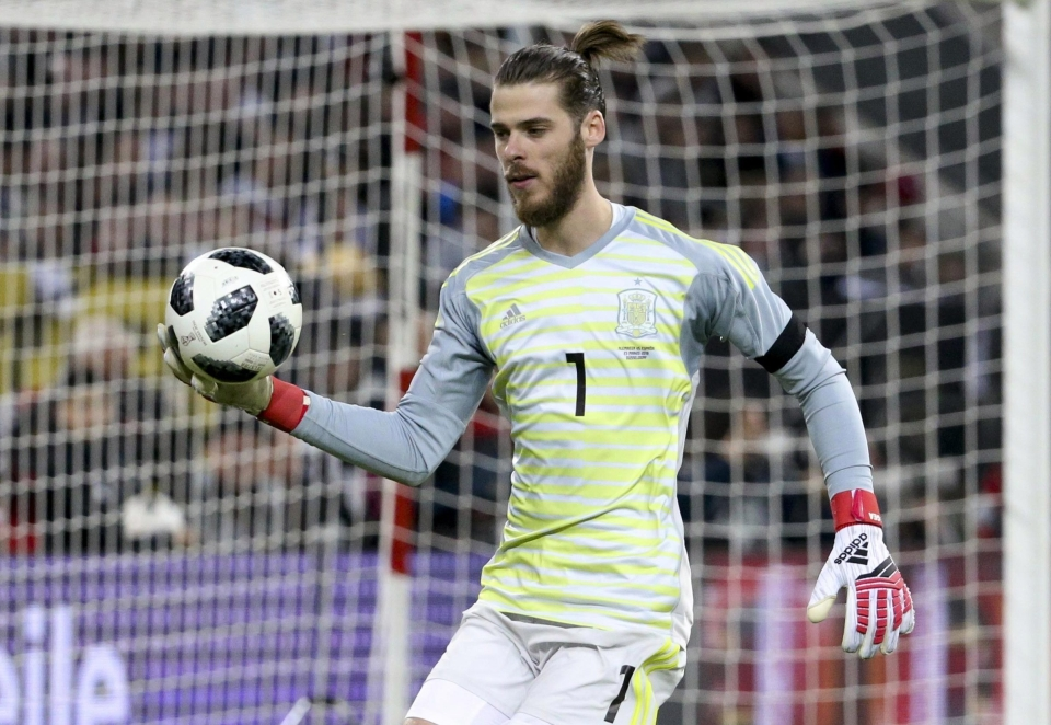 De Gea has had a brilliant campaign