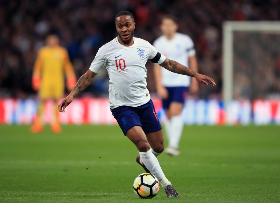 We've waited a long time for Sterling to transfer his club form to the international stage