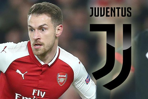 Ramsey Juve: Manchester United In Tug Of War With Juventus For £