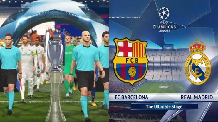 Champions League 2018 19 Pinterest: FIFA 19: Konami Has Just LOST The Champions League Licence