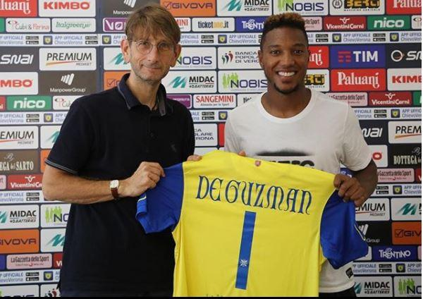 Chievo thought they were so clever in 2016