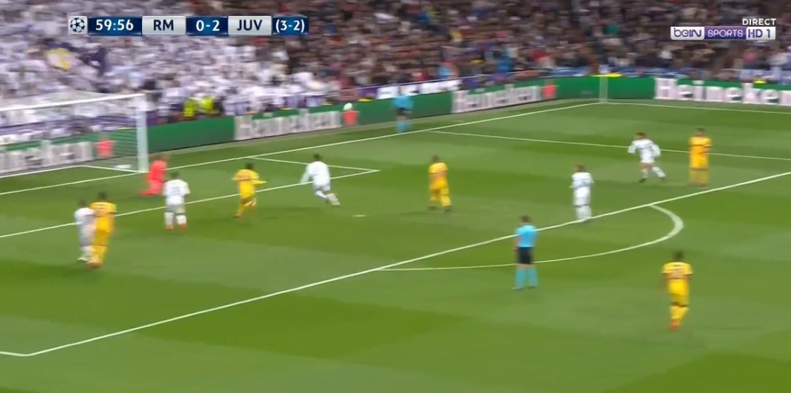 Navas is favourite to collect the ball with only Matuidi challenging