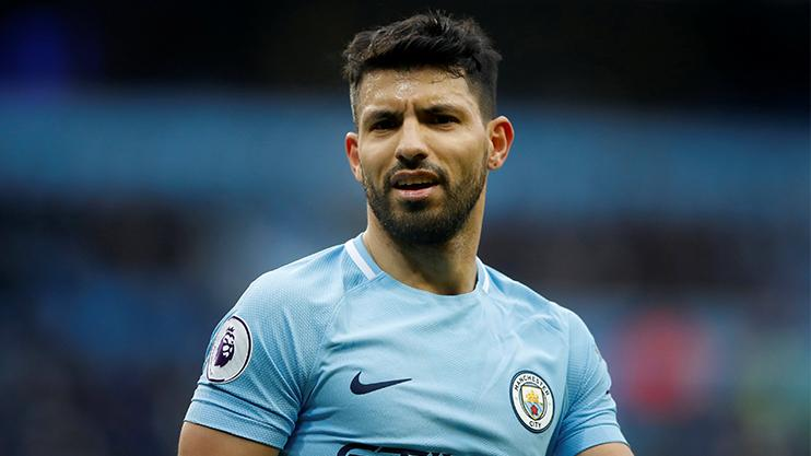 Aguero has been in fine form for City
