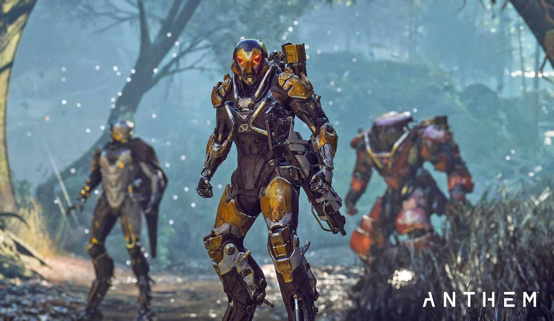 EA may have its haters but Anthem could win back some fans