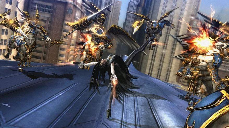 Bayonetta 2 was a Nintendo Switch exclusive – and was brilliant