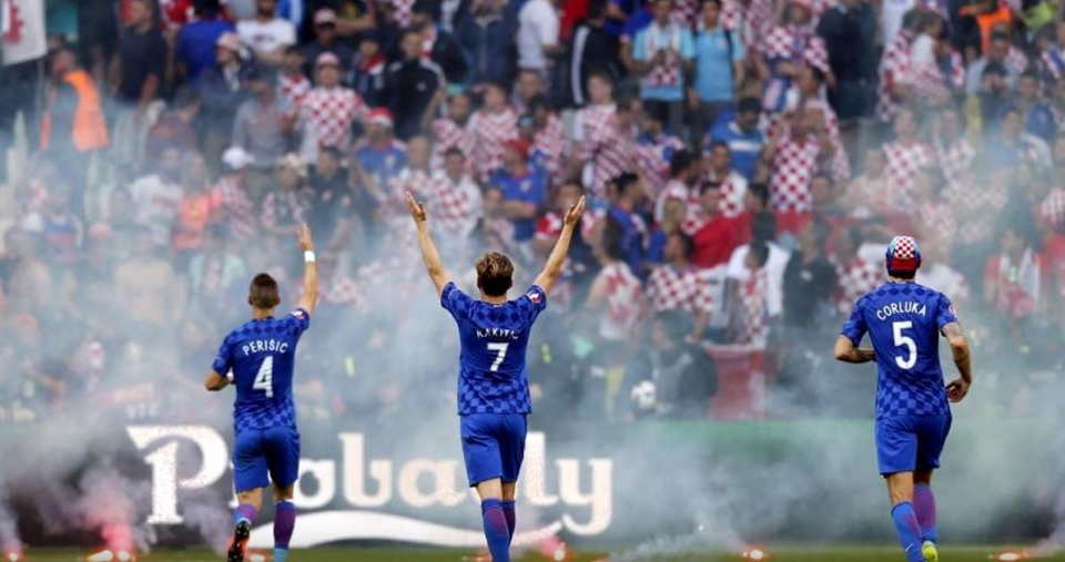 Croatia boast world class players amongst their ranks – including Real Madrid's Luka Modric and Barcelona's Ivan Rakitic