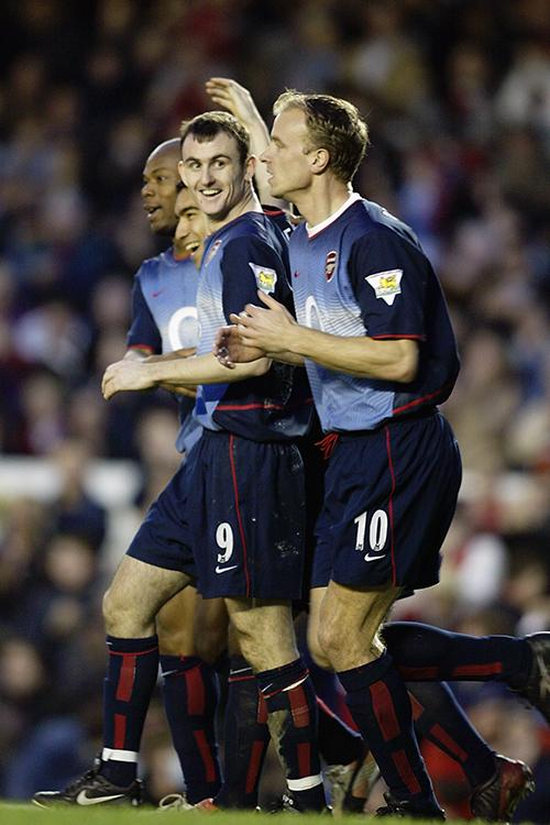 The best first touch in Premier League history and Dennis B