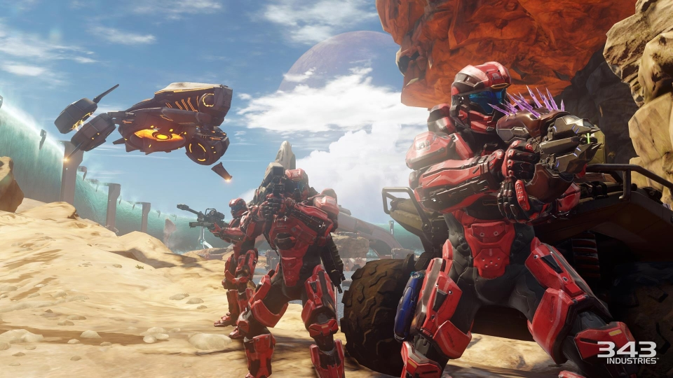 Maybe Battle Royale will come to Halo?