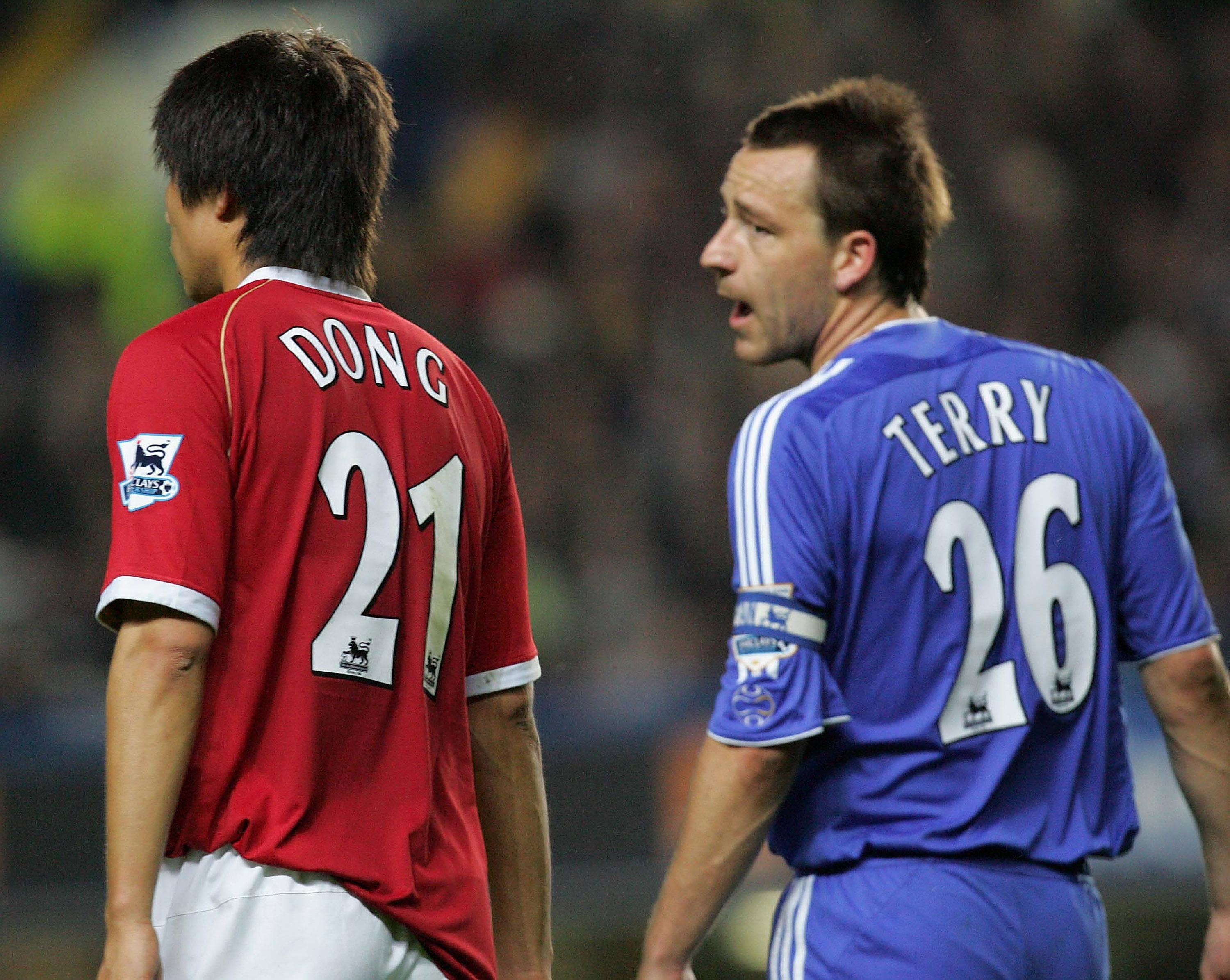 Two legends of the game…