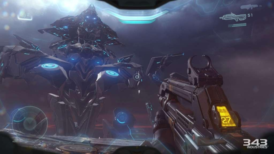 Halo 5 divided fans so 343 Industries will have work to do