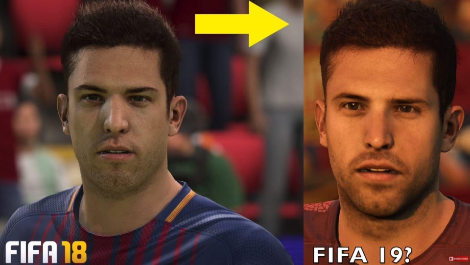 fifa 19 this is how much better player faces could look
