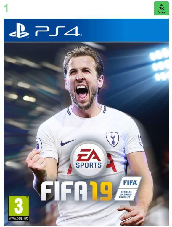 Could we see an Englishman on the FIFA cover this year?