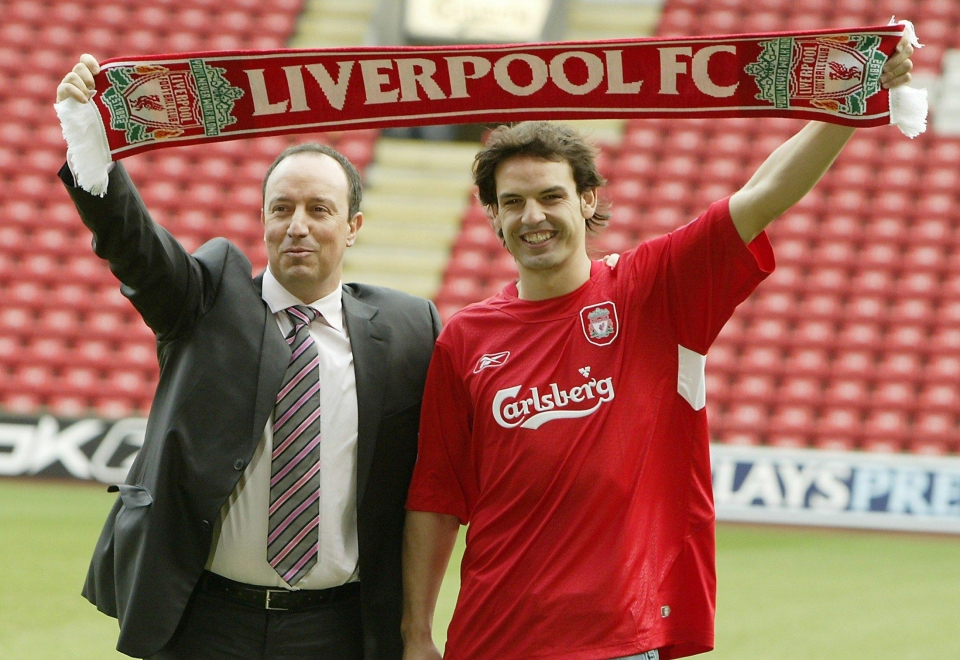 Not one of Rafa's greatest signings