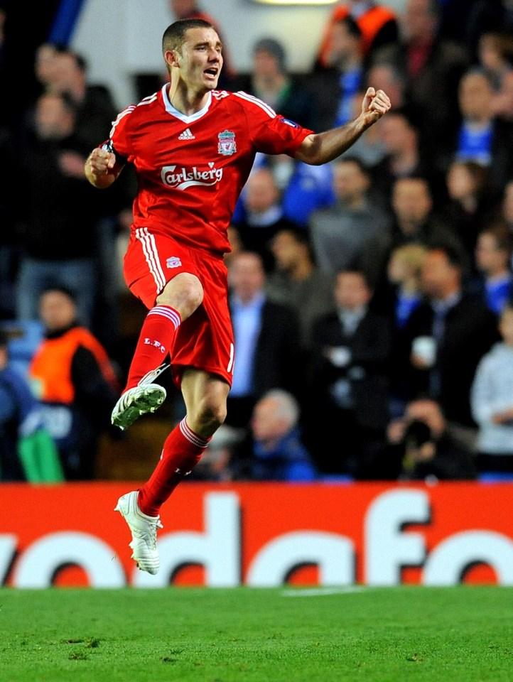 Aurelio caught Cech out brilliantly
