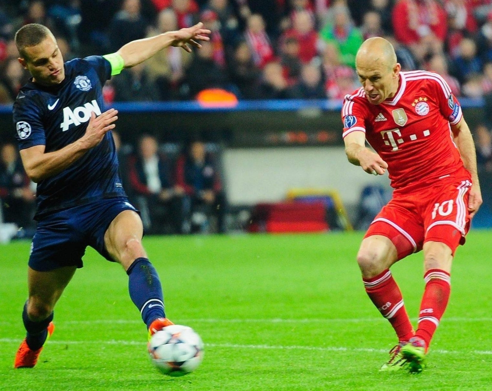 Arjen Robben has been one of the most consistent Champions League stars for a decade, mainly with Bayern
