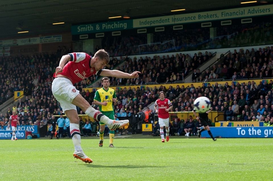 Ping against Norwich, again