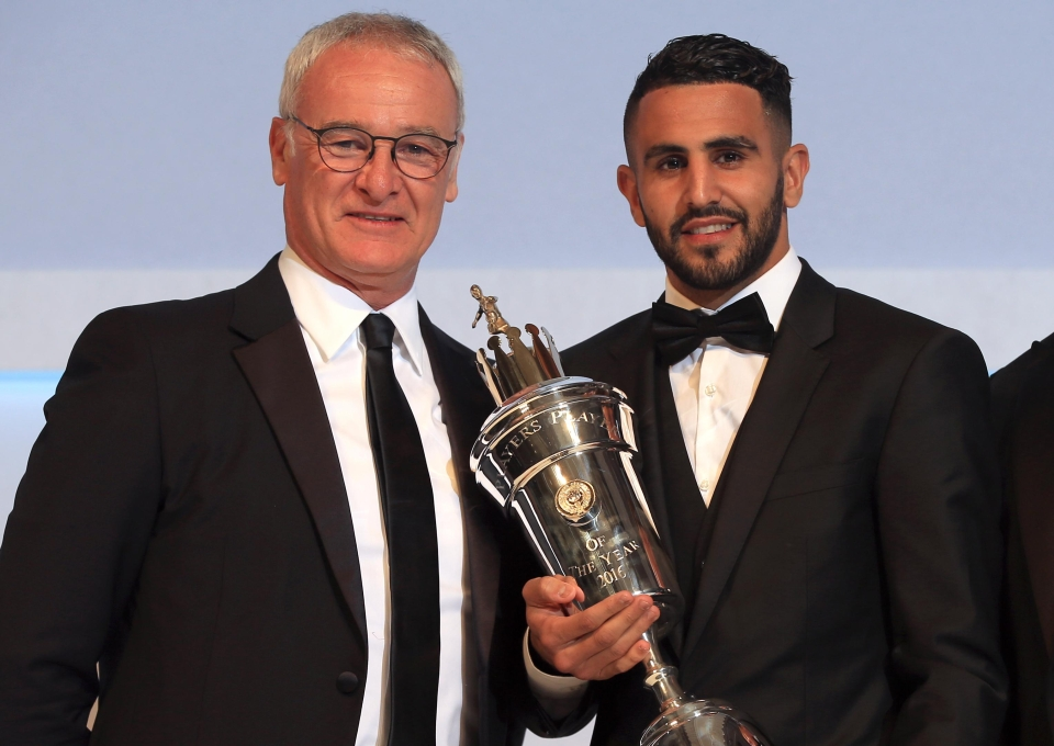 Ranieri had no idea he was about to be snaked