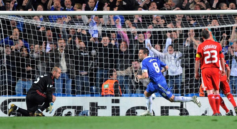 Lampard had the final say
