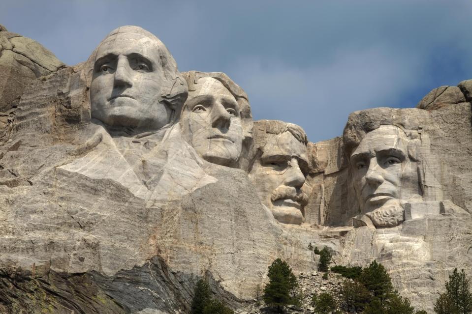 The GOAT Presidents