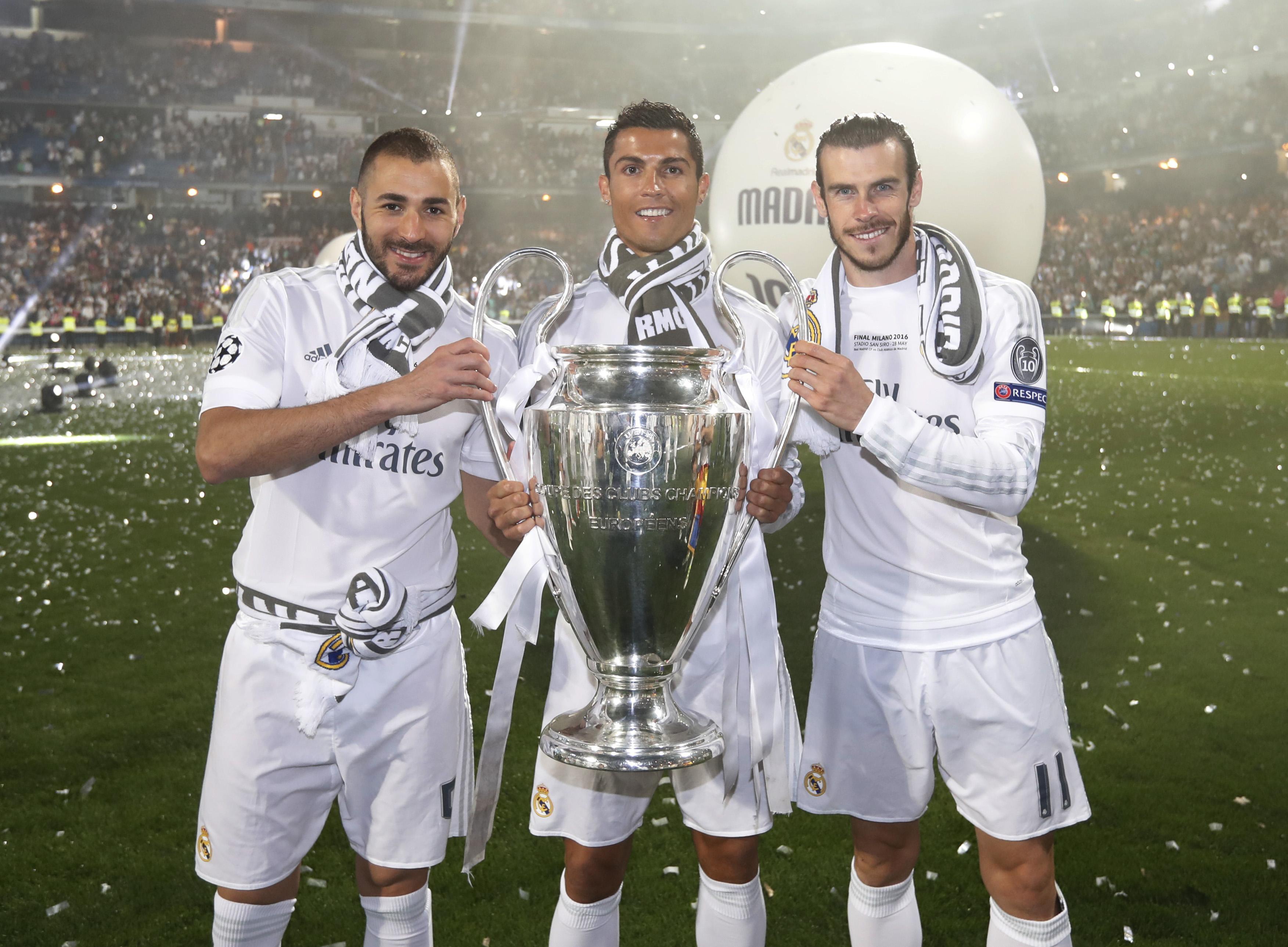 Oooo, Champions League friends