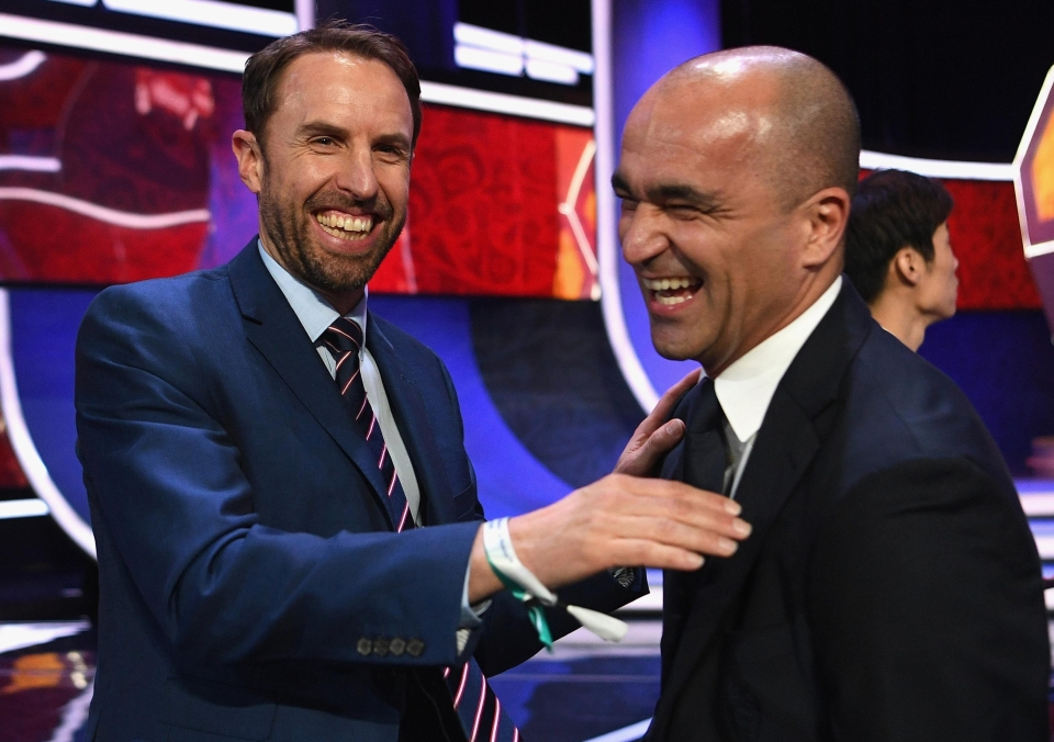 This is the moment Southgate told Martinez that Hart is still very much in his prime