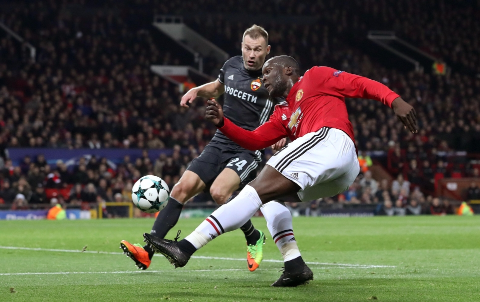 We can't work out which Berezutski featured against United in the Champions League this season
