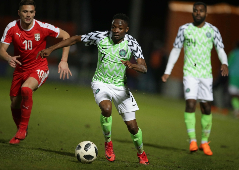 We'll be seeing more of Musa at the World Cup