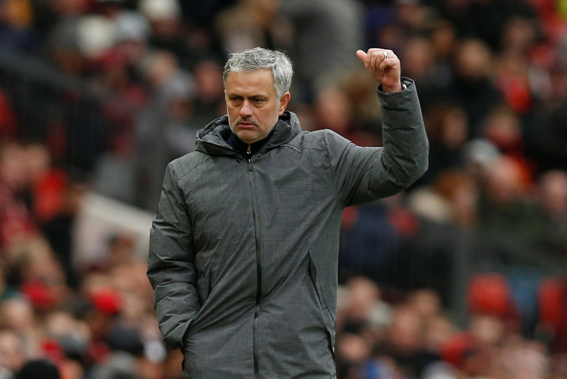 A Mourinho team has never been that expansive