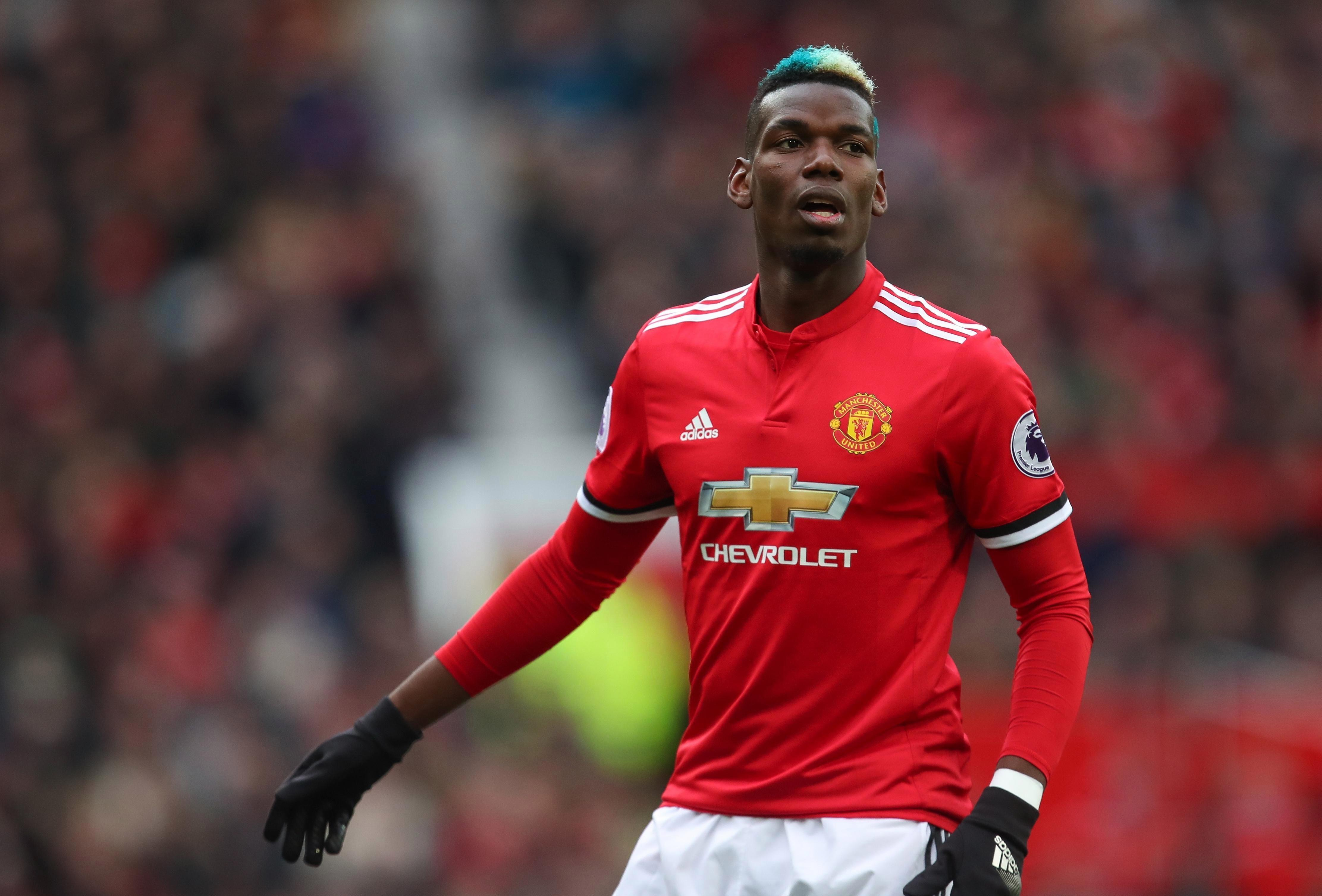 Pogba's future has become unclear