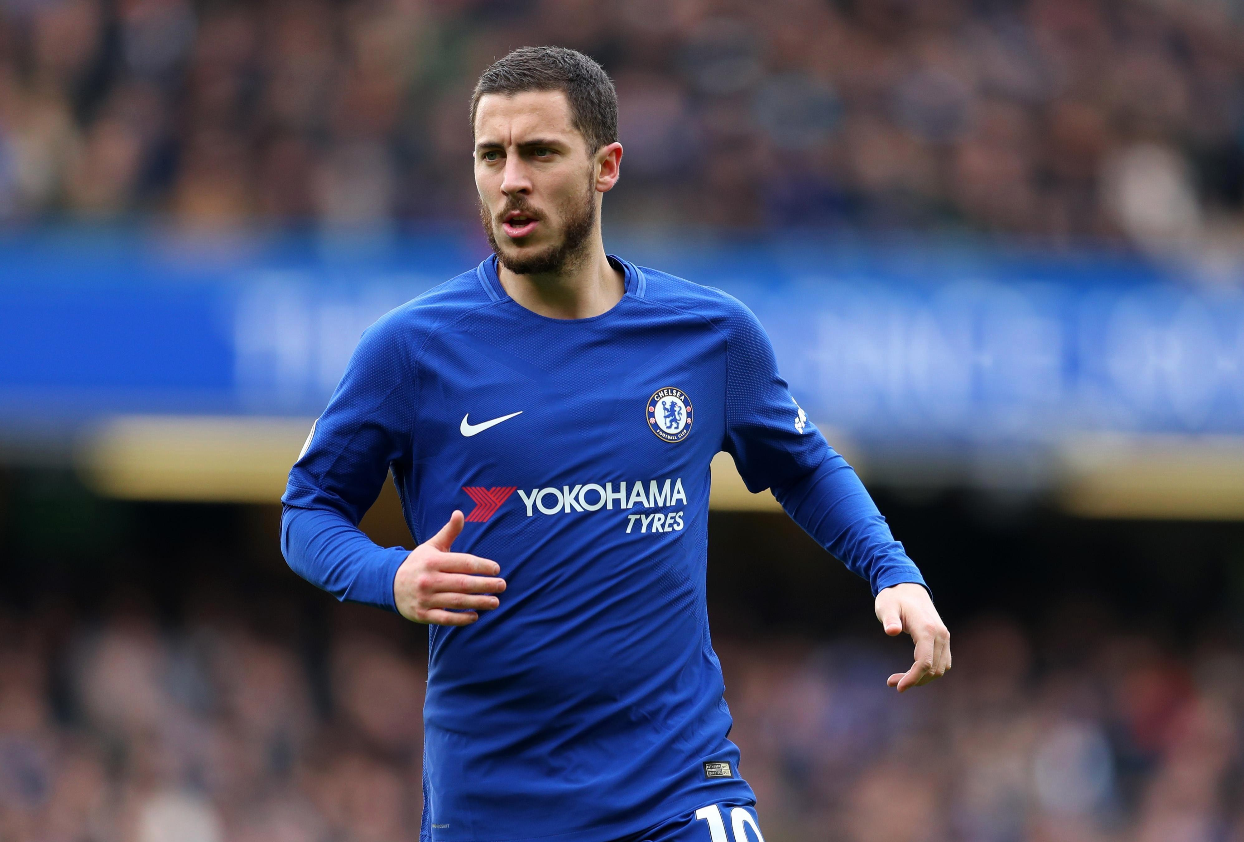 Chelsea are ready to offer Eden Hazard a lucrative new contract
