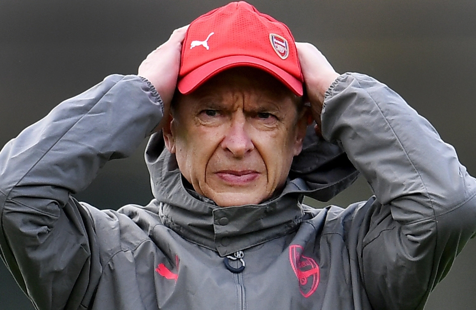 'When you can't decide between Welbeck or Lacazette'