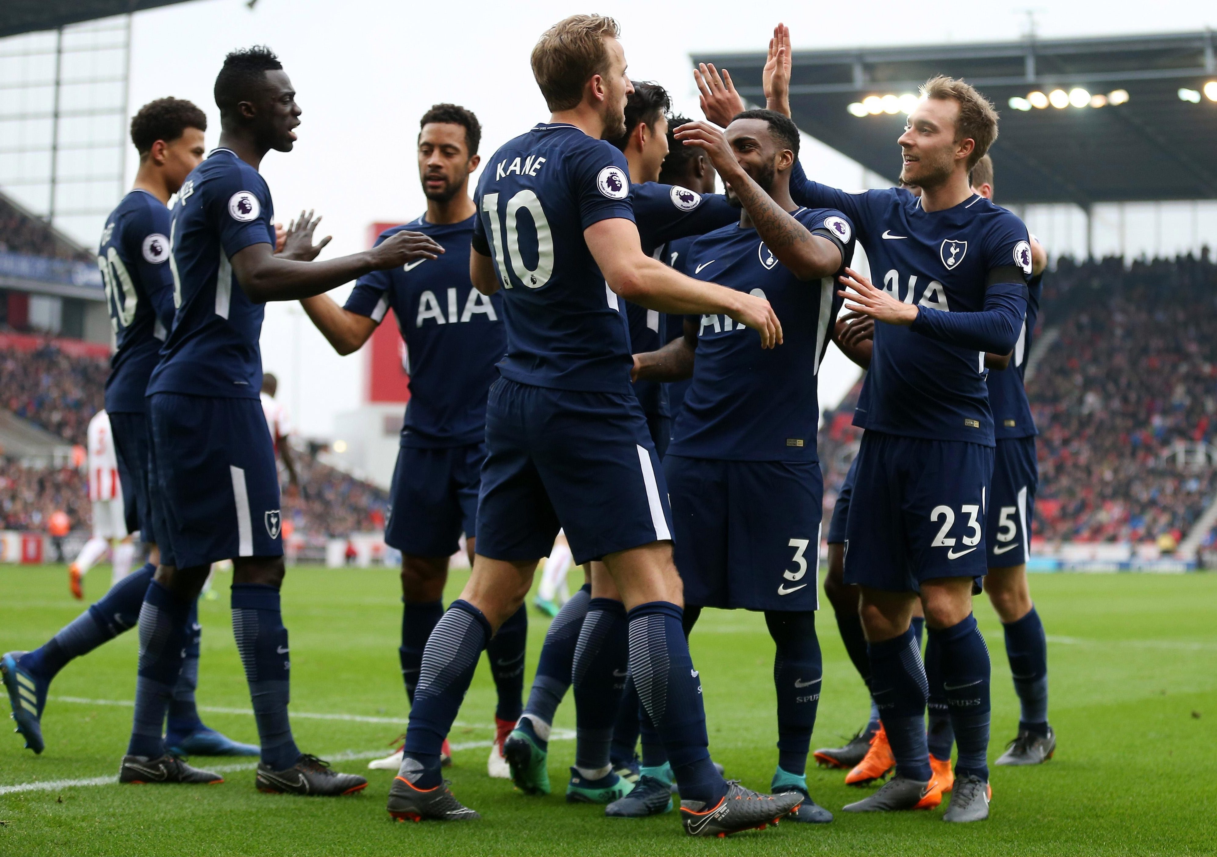 Eriksen has continued to mock Kane since
