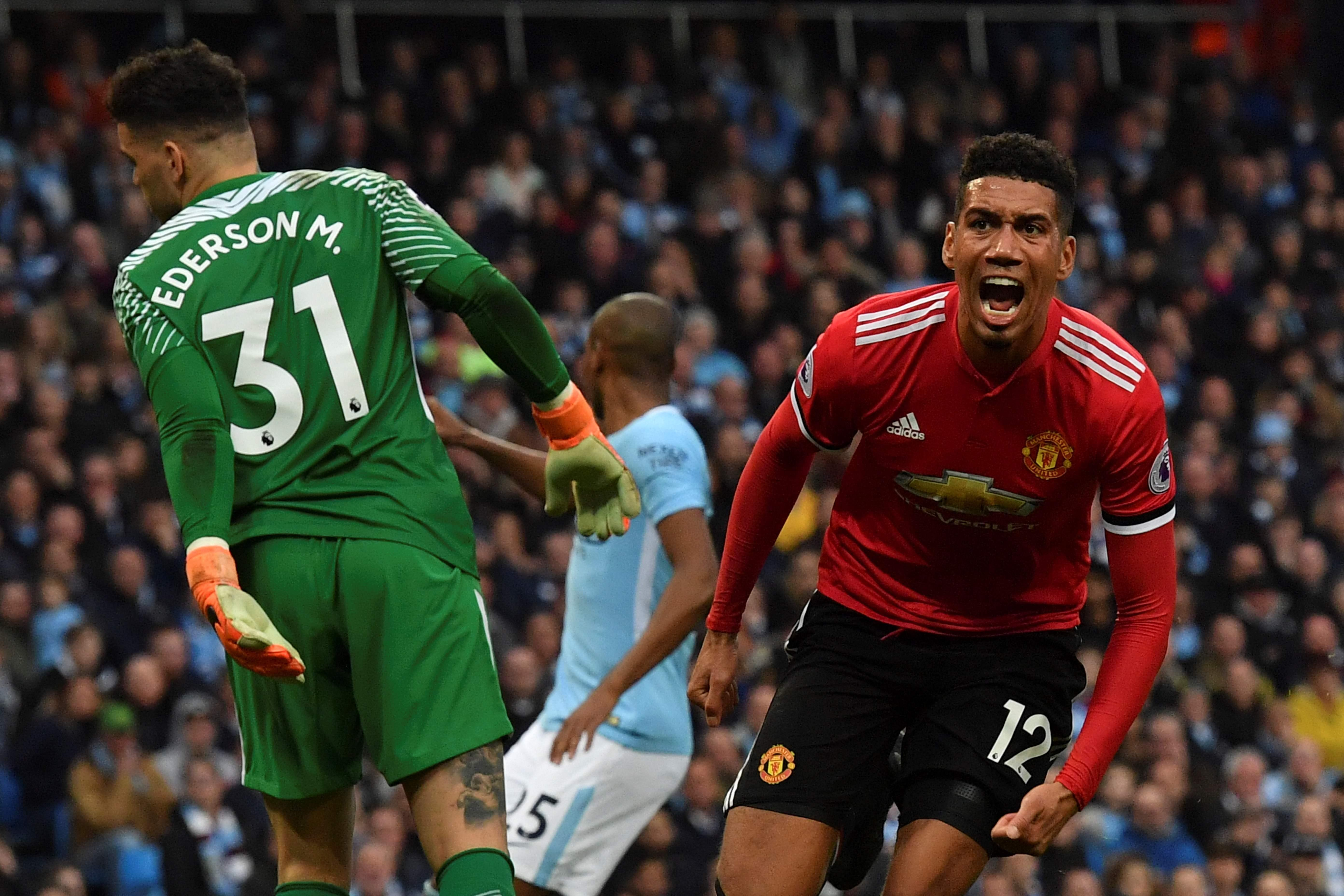 Smalling completed the turnaround