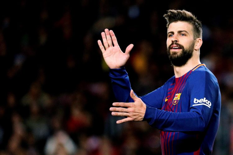 Pique has recently turned his attention to being a film director